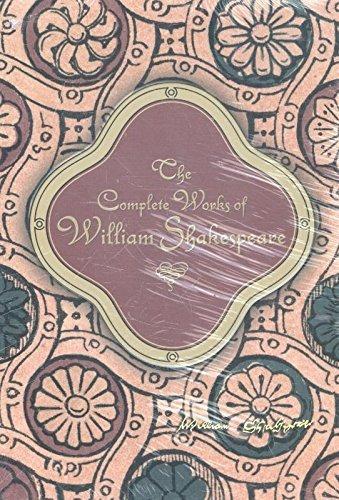 libro the complete works of william shakespeare - nuevo