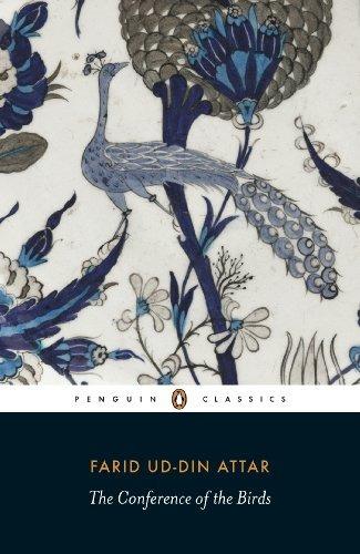 libro the conference of the birds - nuevo n