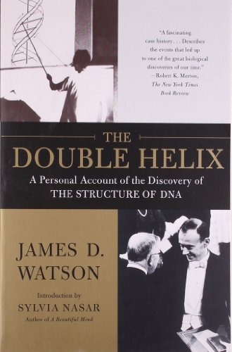libro the double helix: a personal account of the discover