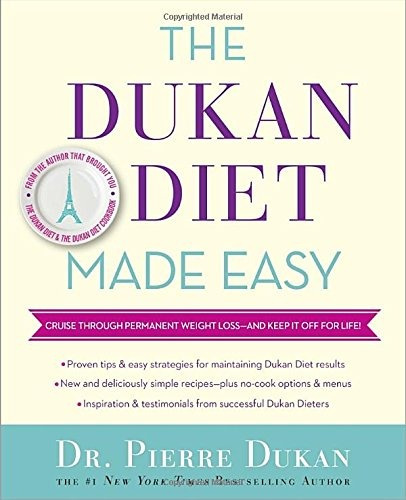 libro the dukan diet made easy: cruise through permanent w