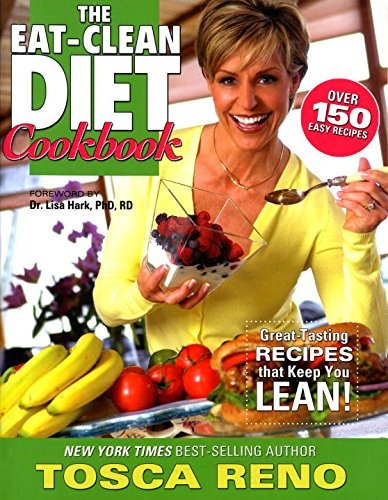 libro the eat-clean diet cookbook: great-tasting recipes t
