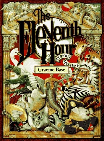 libro the eleventh hour: a curious mystery - nuevo