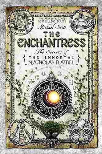 libro the enchantress - nuevo -