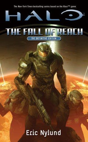 libro the fall of reach: the definitive edition - nuevo