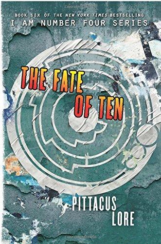 libro the fate of ten - nuevo