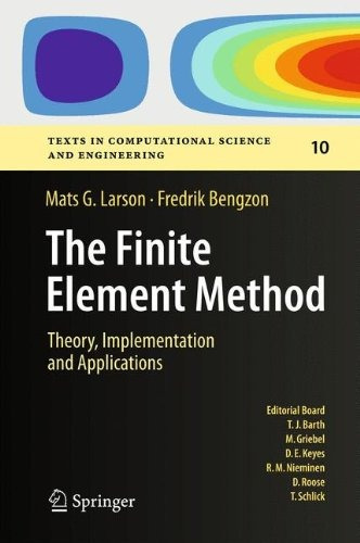 libro the finite element method: theory, implementation, a