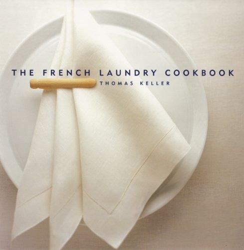 libro the french laundry cookbook - nuevo
