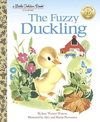 libro the fuzzy duckling - nuevo