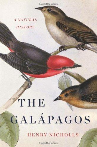 libro the galapagos: a natural history - nuevo