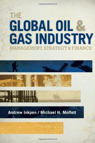 libro the global oil and gas industry: management, strategy,