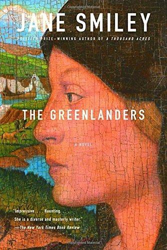 libro the greenlanders - nuevo