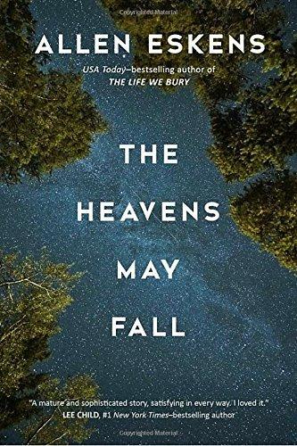 libro the heavens may fall - nuevo