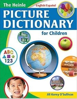libro the heinle picture dictionary for children: eng/esp