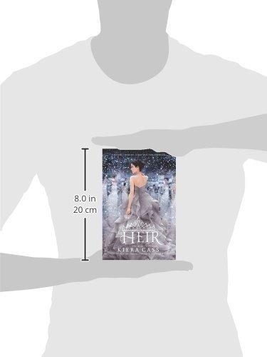 libro the heir - nuevo -