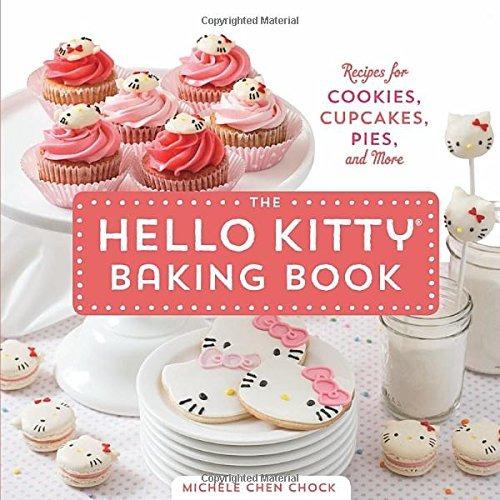 libro the hello kitty baking book: recipes for cookies, cupc
