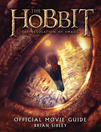 libro: the hobbit - the desolation of smaug official movie..