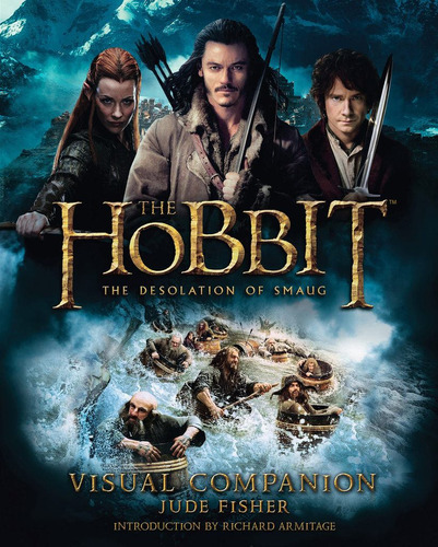 libro: the hobbit: the desolation of smaug visual companion