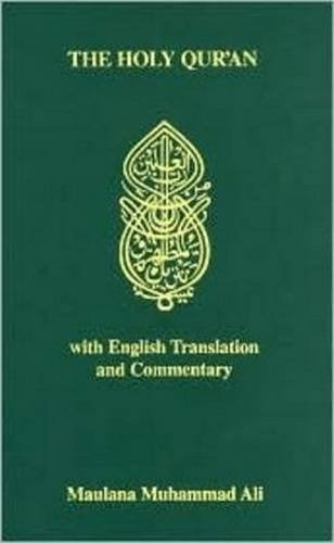 libro the holy qur'aan arabic text with english transation