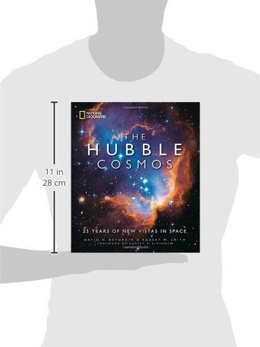 libro the hubble cosmos: 25 years of new vistas in space