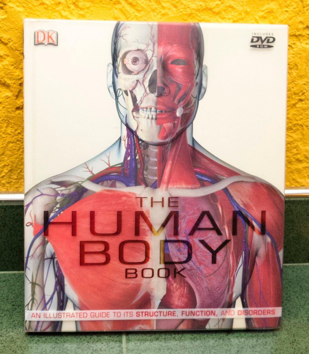 Libro The Human Body Book 3d Anatomia, Fisiologia, Medicina - Bs ...