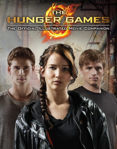 libro: the hunger games: official illustrated movie ...