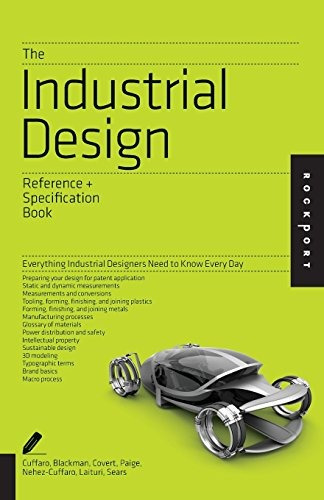 libro the industrial design reference + specification book: