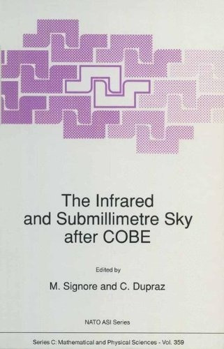 libro the infrared and submillimetre sky after cobe - nuevo