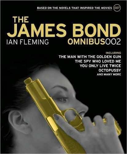 libro: the james bond - omnibus volume 002: based on the nov