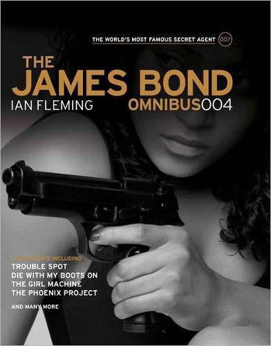 libro: the james bond: omnibus volumen 004 -based on the nov