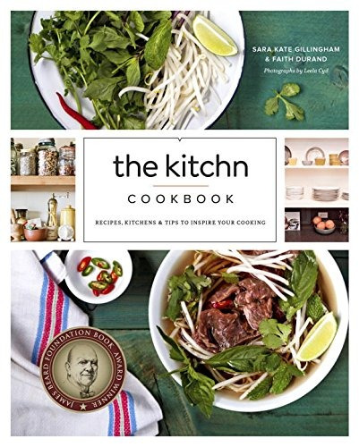 libro the kitchn cookbook: recipes, kitchens and tips to i