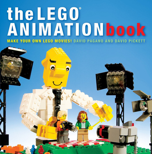 libro the lego animation book: make your own lego movies!