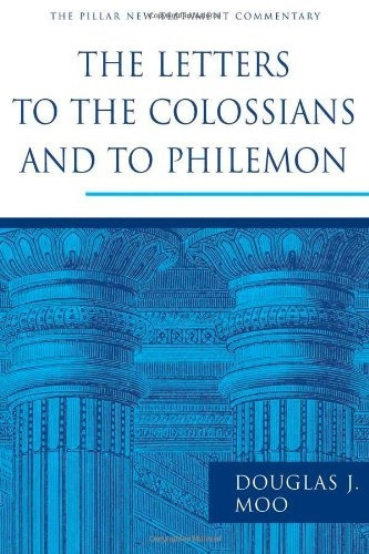 libro the letters to the colossians and to philemon - nuevo