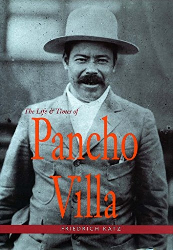 libro the life and times of pancho villa - nuevo
