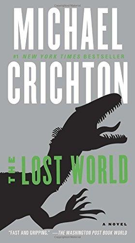 libro the lost world - nuevo a