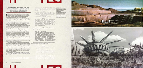 libro: the making of planet of the apes