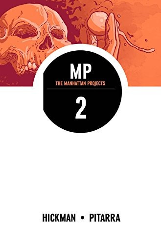 libro the manhattan projects volume 2 - nuevo