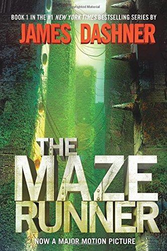libro the maze runner - nuevo