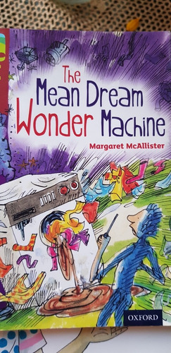 libro the mean dream wonder machine editorial oxford ingles