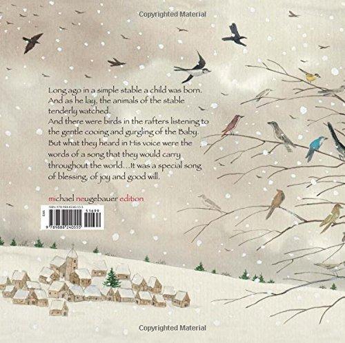 libro the message of the birds - nuevo