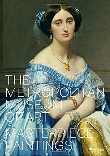 libro the metropolitan museum of art: masterpiece paintings