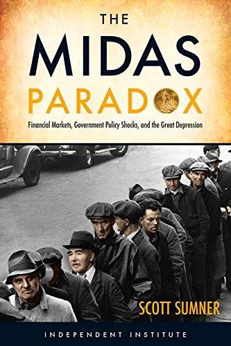 libro the midas paradox: financial markets, government pol