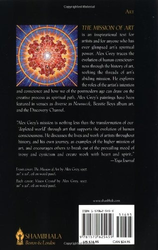 libro the mission of art - nuevo