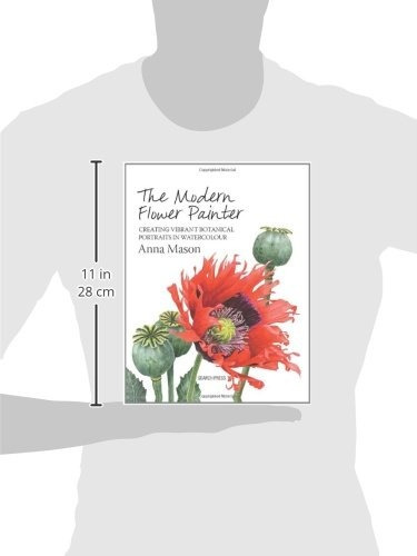 libro the modern flower painter: a guide to creating vibra
