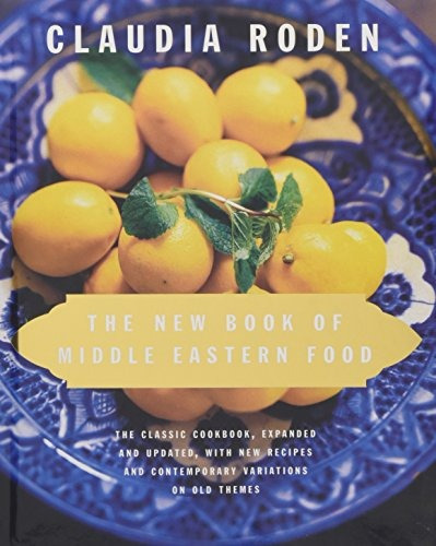 libro the new book of middle eastern food - nuevo