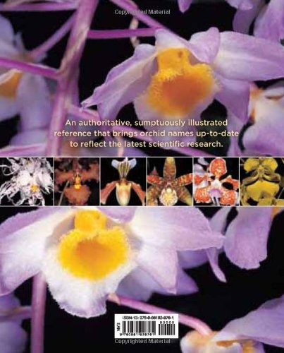 libro the new encyclopedia of orchids: 1500 species in culti