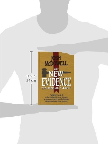 libro the new evidence: that demands a verdict - nuevo