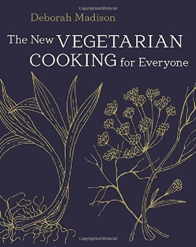 libro the new vegetarian cooking for everyone - nuevo