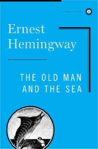 libro the old man and the sea - nuevo i