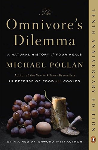 libro the omnivore's dilemma: a natural history of four me y