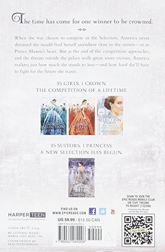 libro the one - nuevo